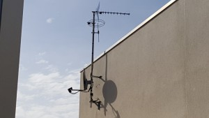 Aerial and satellite system(IRS)