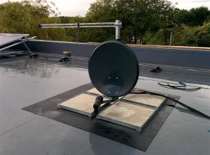 Roof aerial and dish1 (Custom)