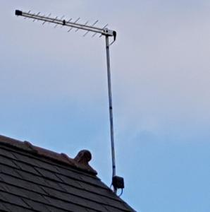Freeview in USK